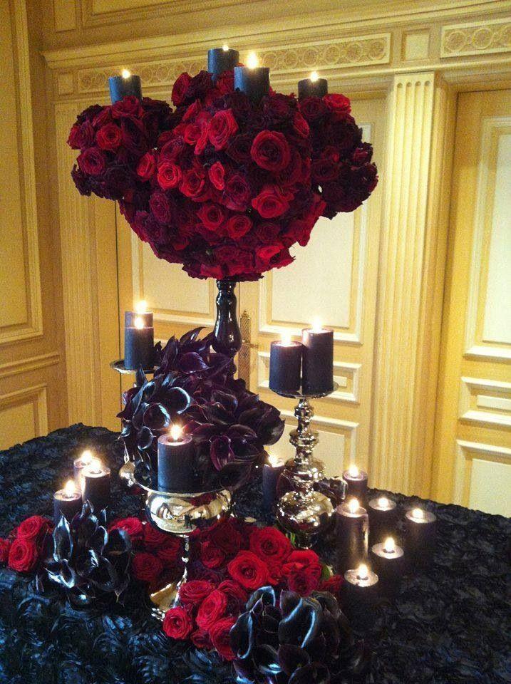 Gothic Wedding Inspiration 2108308