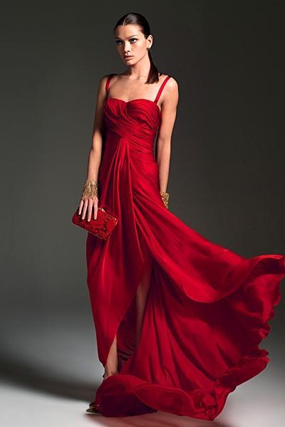 Свадьба - Платья...Восхитительно Красные