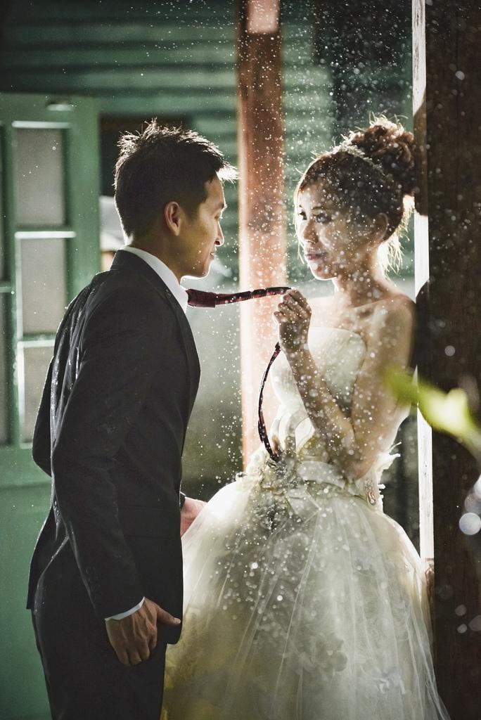 Wedding - [Wedding] In The Rain