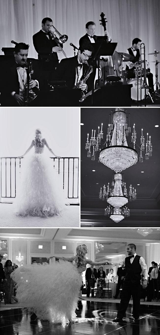 Свадьба - Старого Голливудского Гламура Свадьба...