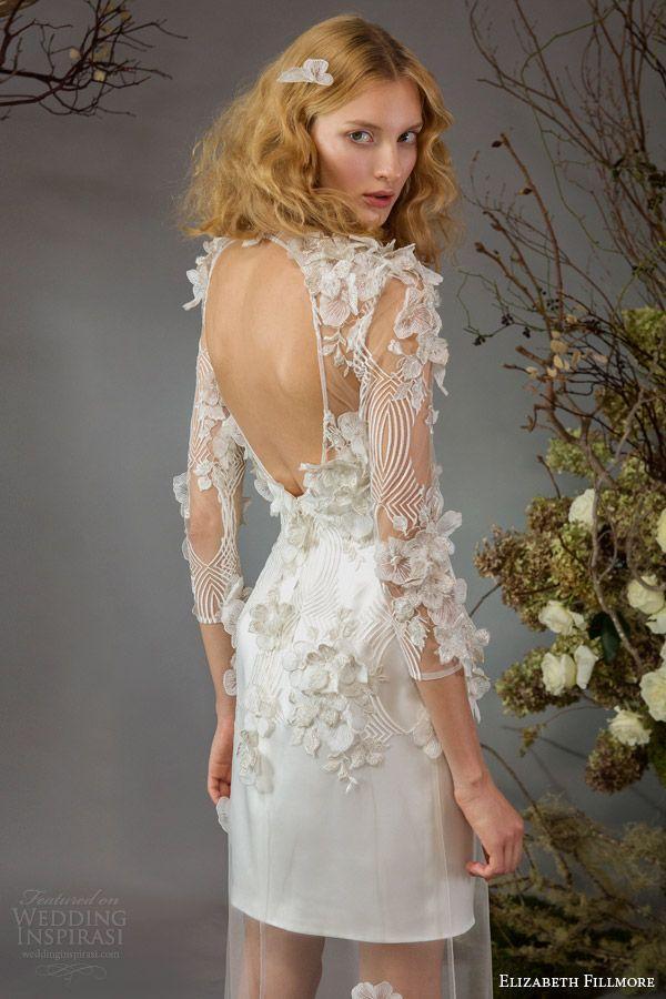 Свадьба - Короткие Свадебные Платья