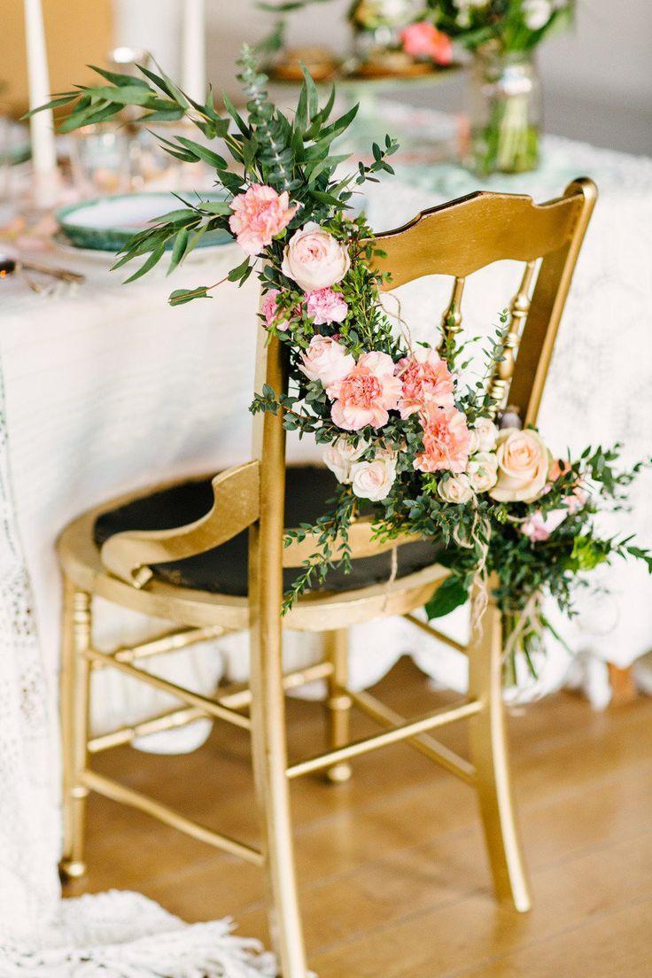 Hochzeits-Stuhl