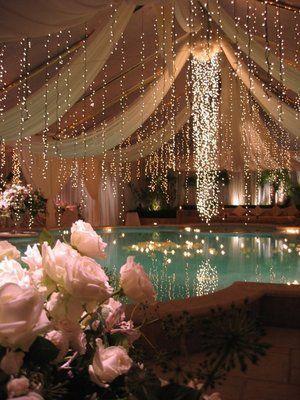زفاف - إضاءة الزفاف