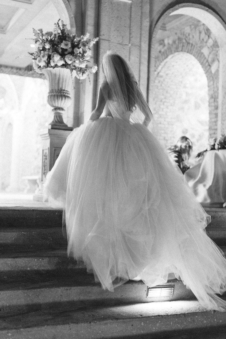 Wedding - Weddings-Bride-Tulle