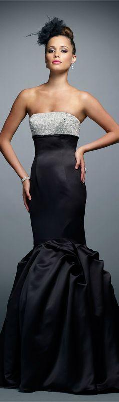 Wedding - Gowns........Black Beauties