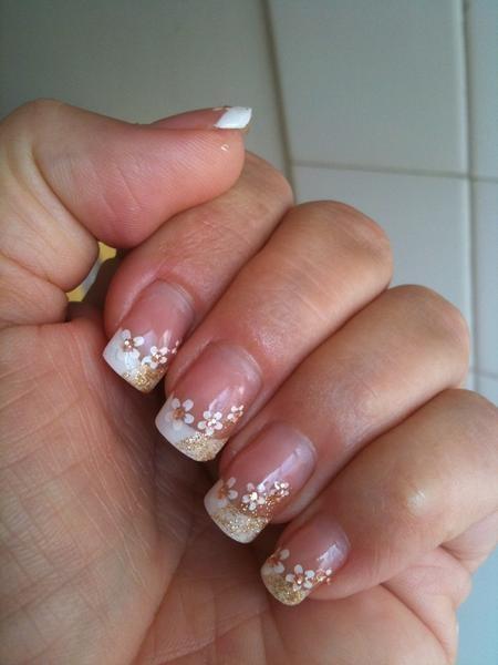 Hochzeit - Wedding Nail Art