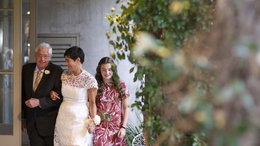 Hochzeit - Hier kommt sie