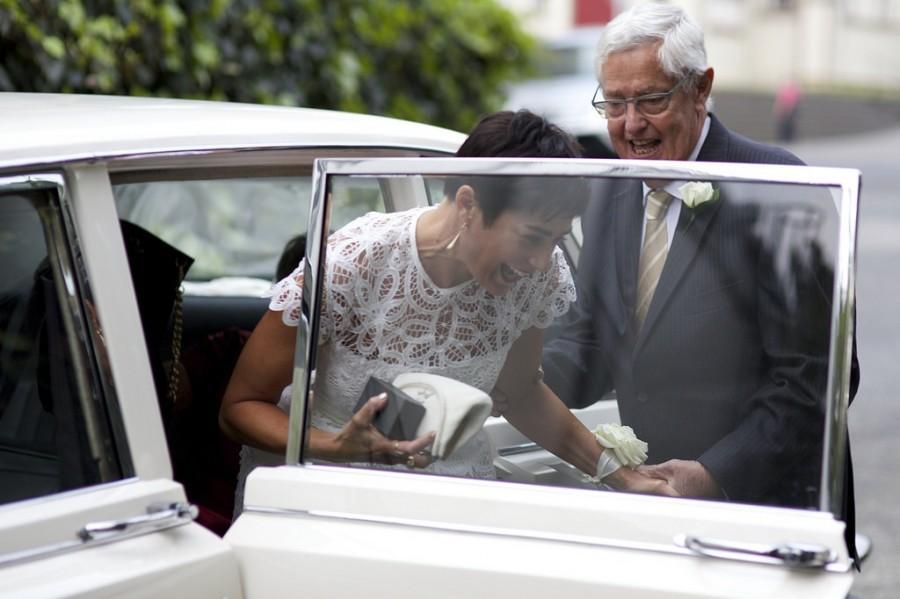 Hochzeit - Die Ankunft