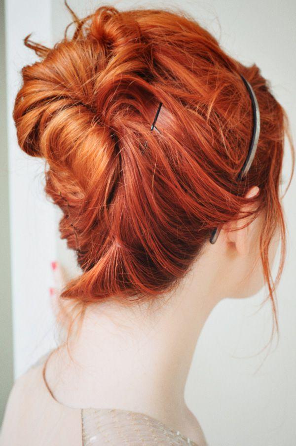 Mariage - coiffures