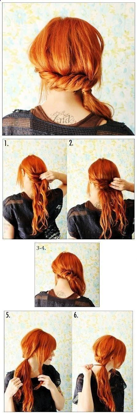 Mariage - Tutoriel cheveux