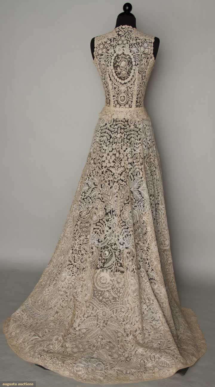 زفاف - عشاق الدانتيل فستان الزفاف الإلهام