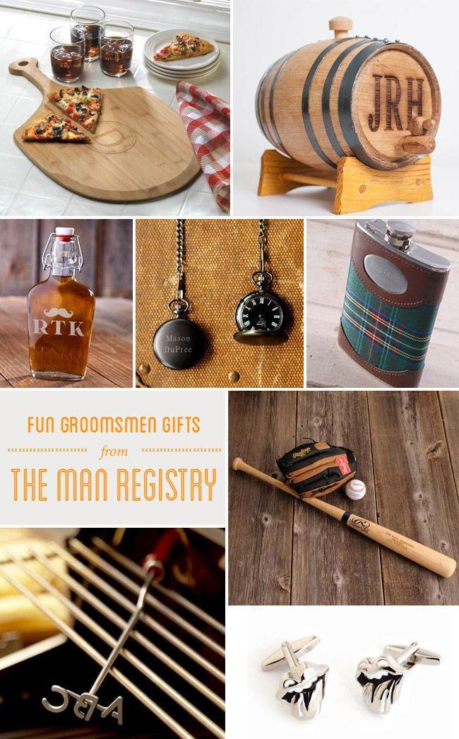 Groomsmen Gifts - Unique Groomsmen Gift Ideas #2112536 - Weddbook