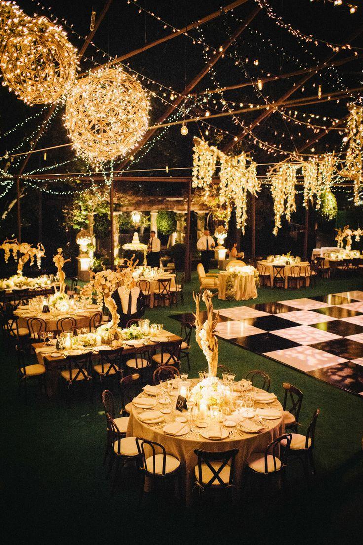 Hochzeit Im Freien Aussen Hochzeitsdeko 2112852 Weddbook