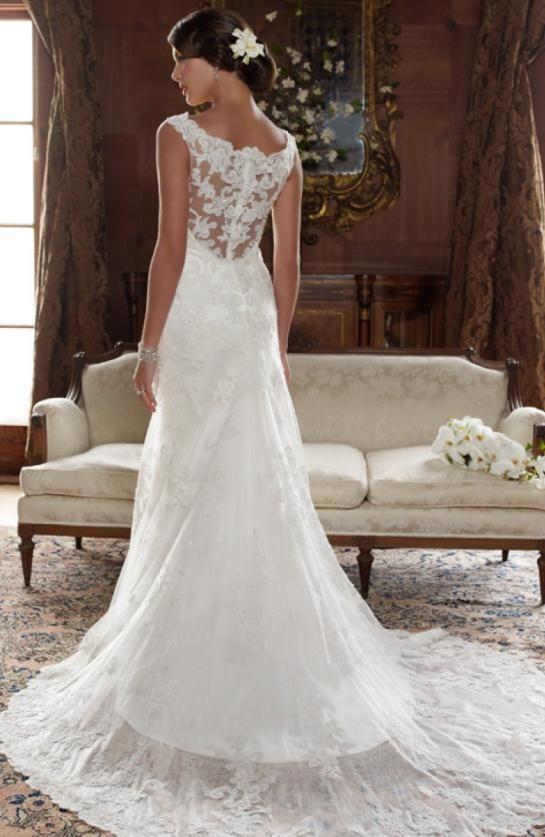 Hochzeit - ~ Say Yes, um das Kleid ~
