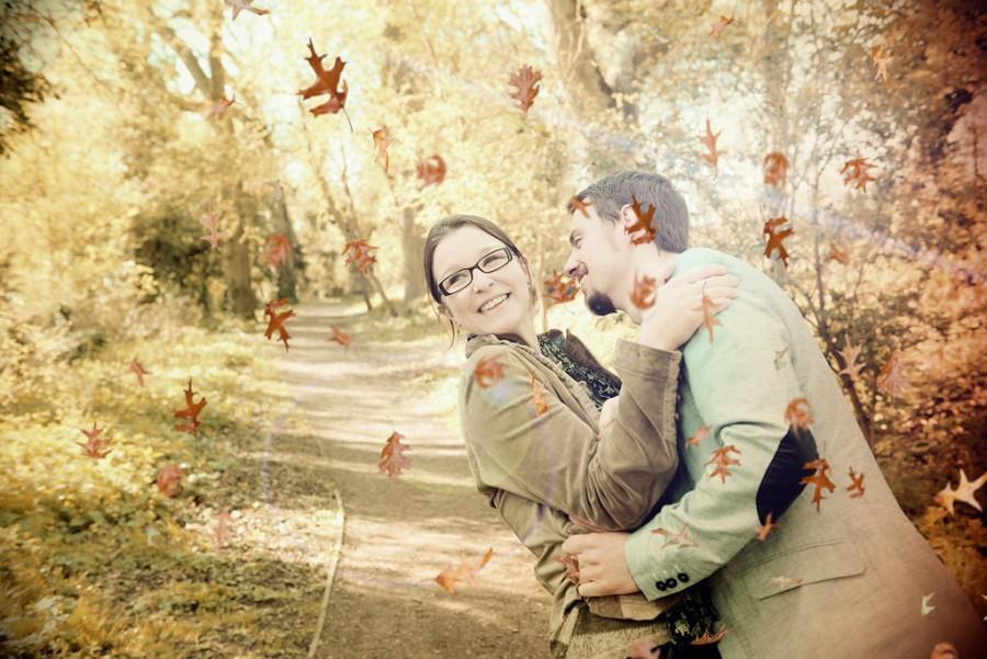 Wedding - Ludo & Celine Engagement Shoot!