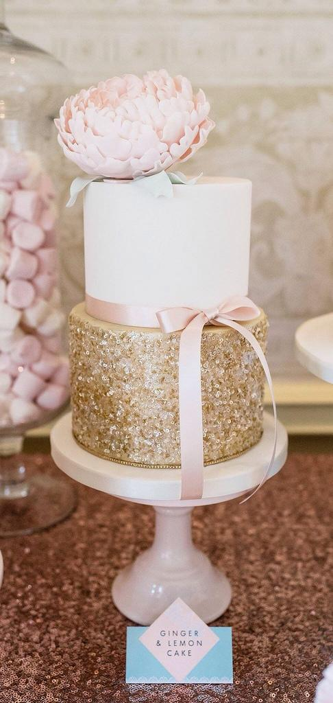 زفاف - الترتر كعكة