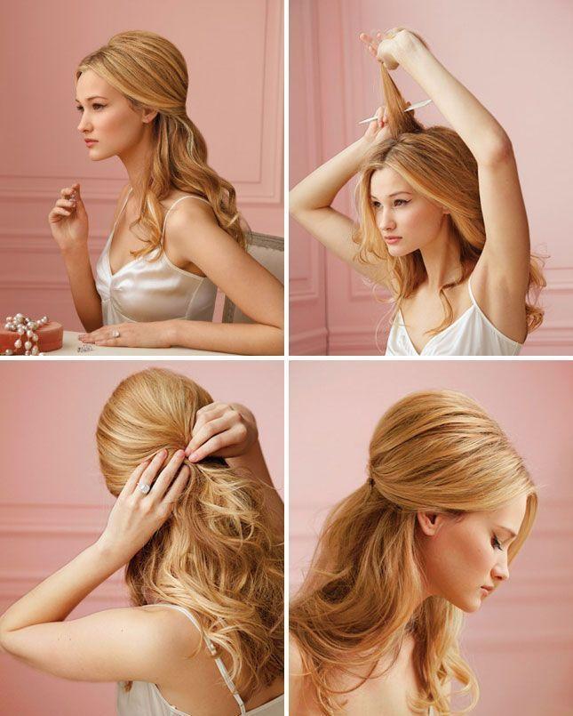 hairstyles tutorials step by step for long hair medium hair short hair