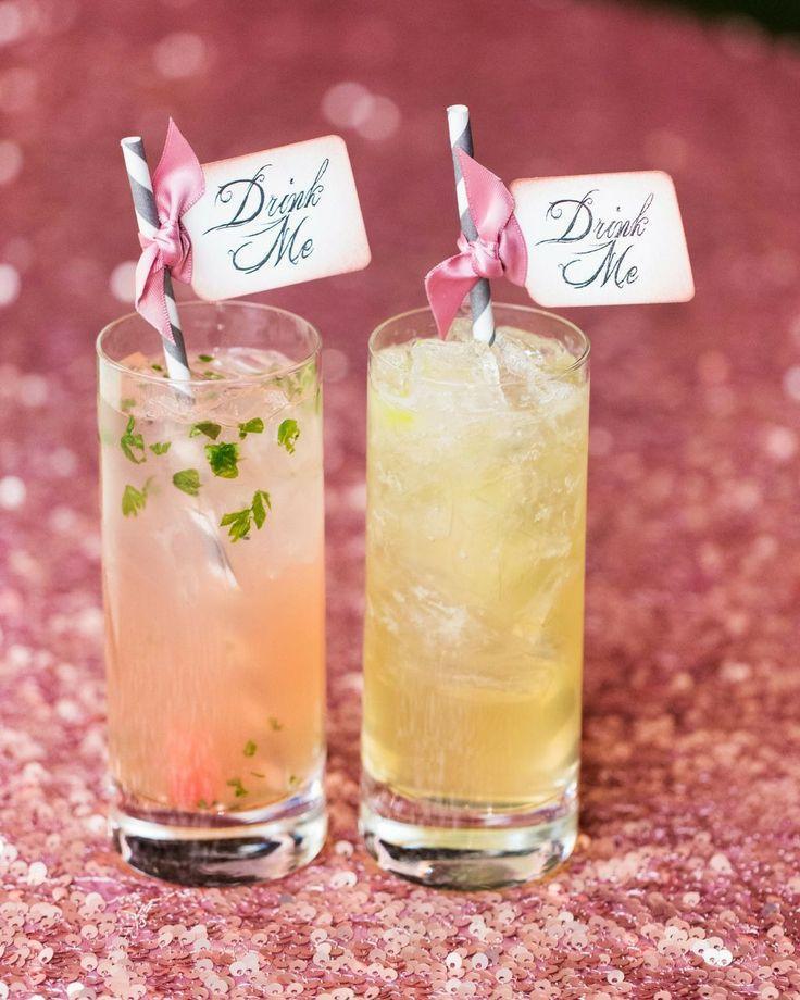 Свадьба - Коктейли & Напитки