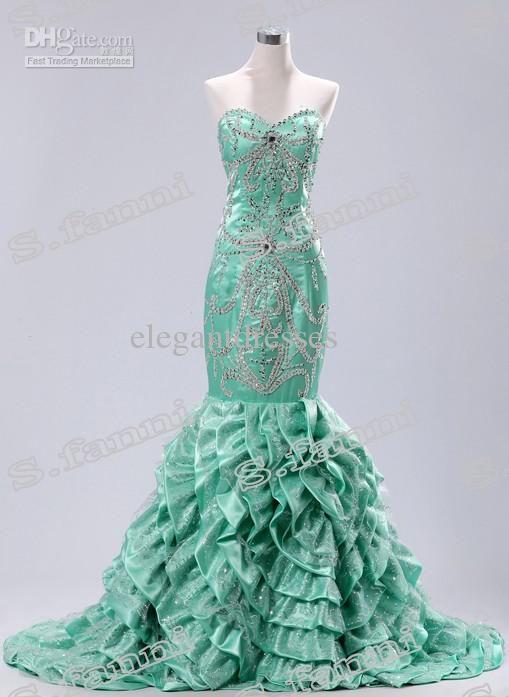 Wedding - Mint Green Wedding Palette Inspiration
