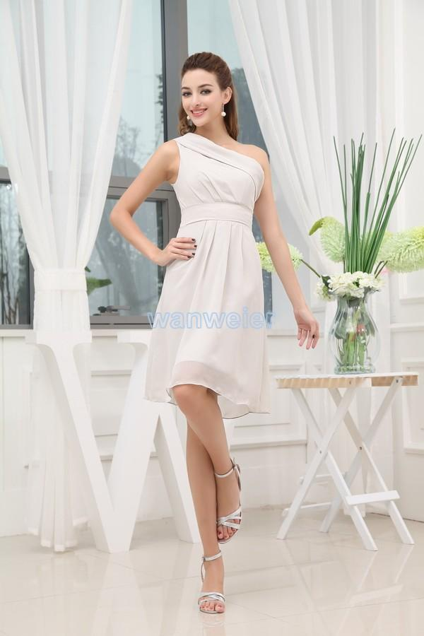 885b07f608d1 Find Your Fetching Short Oblique Sheath Knee-length One Shoulder Chiffon  Cocktail Dress With Drape(Zj5462) Here ,Wanweier Cocktail Dresses - A  perfect ...