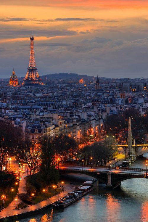 زفاف - باريس