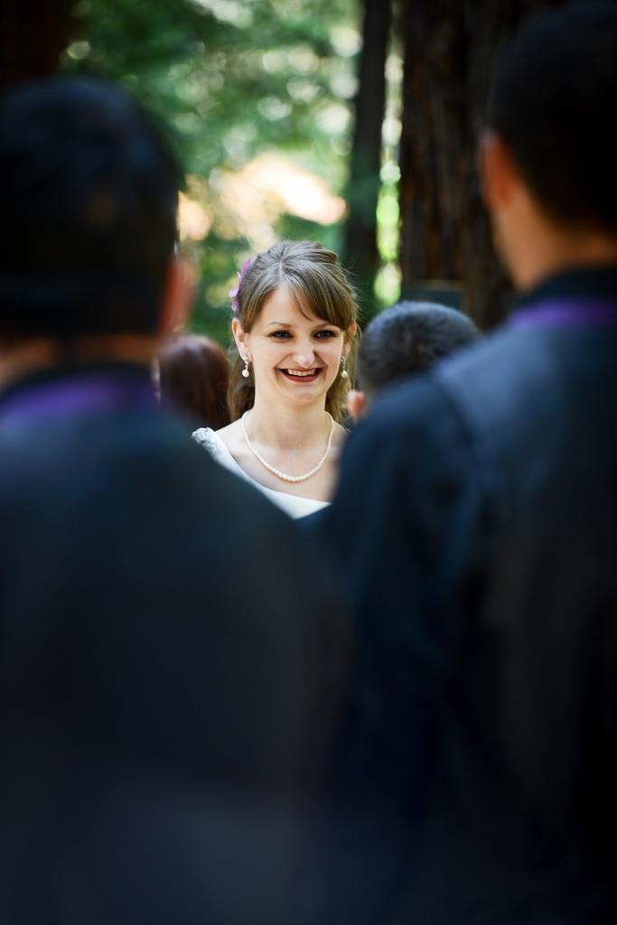 Свадьба - Мельком Красивая Невеста
