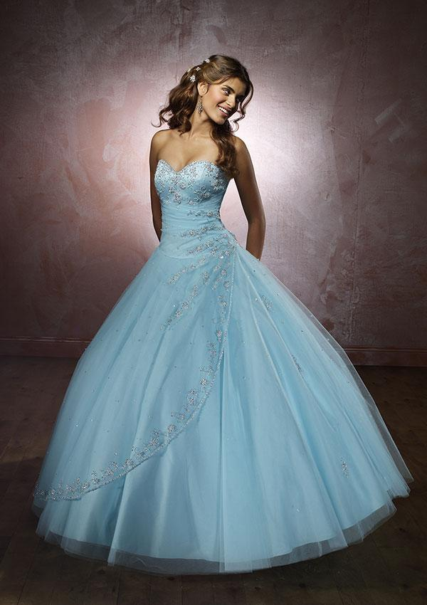 Mariage - Satin And Tulle Bridesmaids Dresses(HM0603)