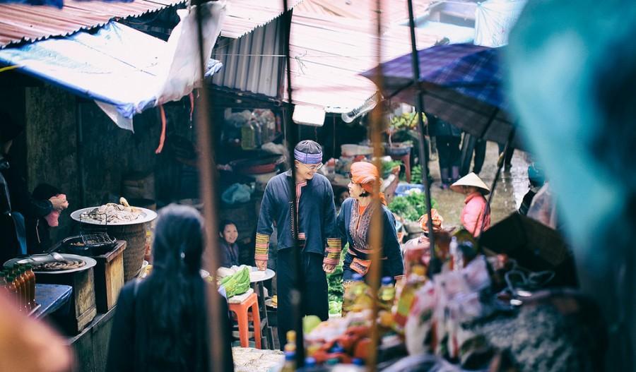Wedding - Xuống Chợ