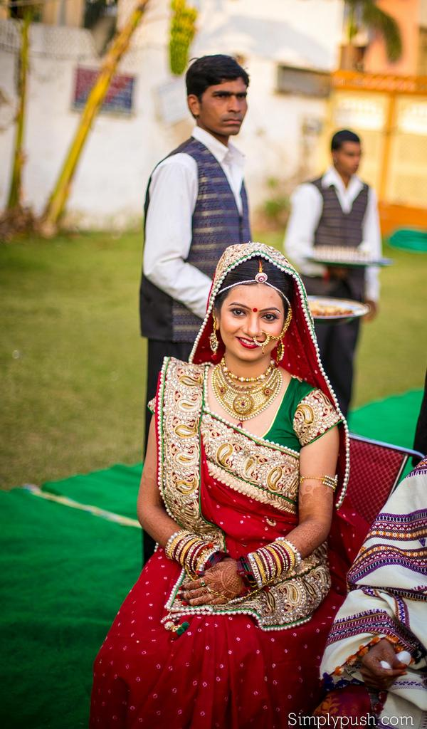 Свадьба - Великолепный Индийский Невеста