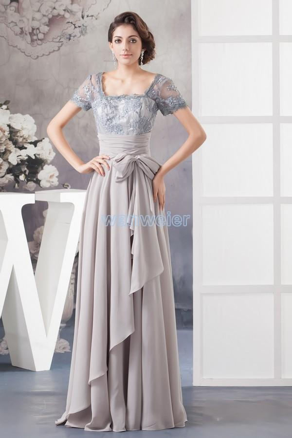 chiffon evening dresses