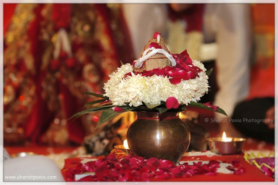 Свадьба - Калаша .. ( Символ Изобилия, Мудрость И Бессмертие ) ..!!!