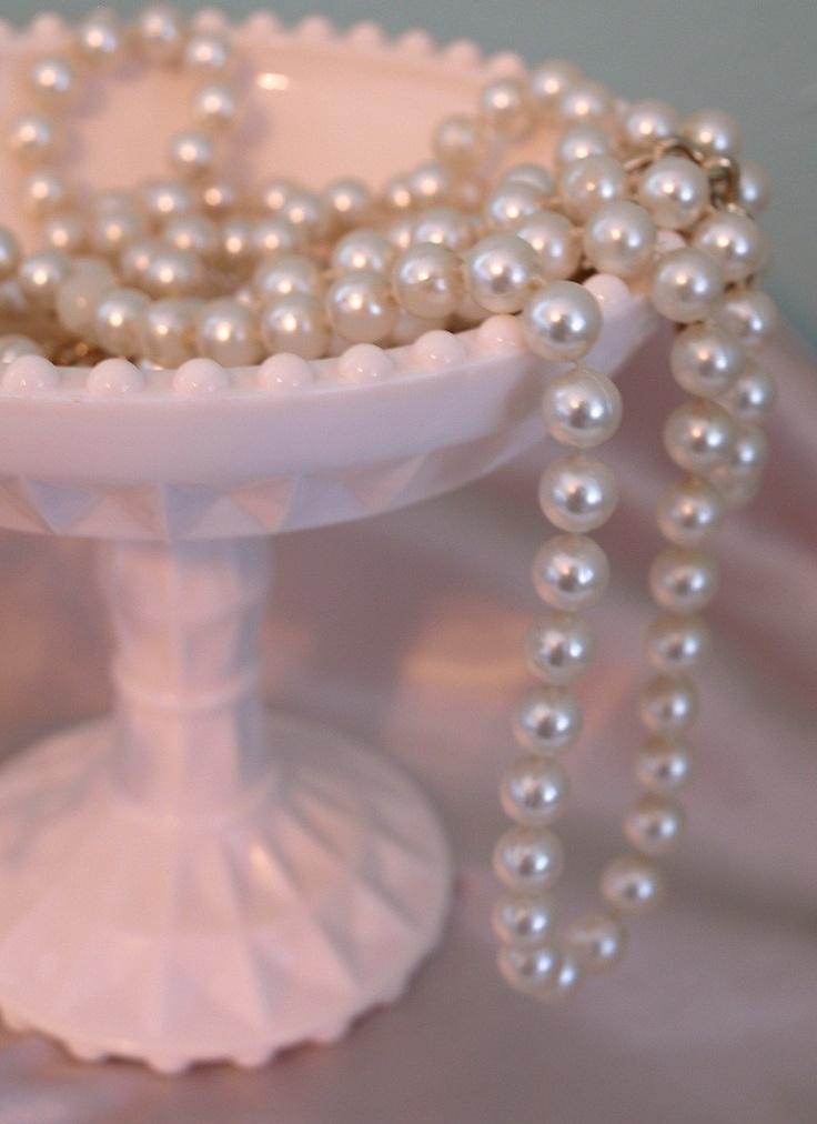 Hochzeit - Kostbare Perlen