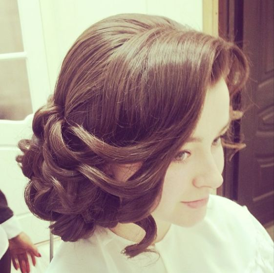 Wedding - Weddings - Hairstyles