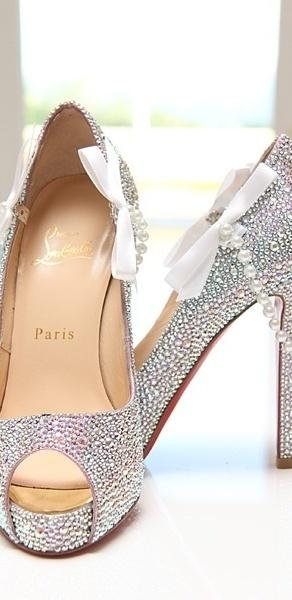 Mariage - Mariages-mariée-chaussures