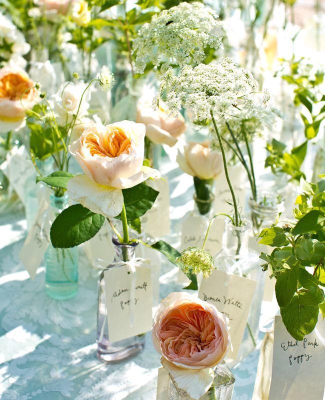 Hochzeit - Hochzeits-Eskorte / Tischkarte Tischideen