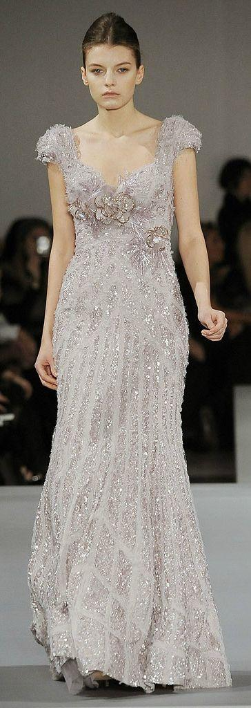 Wedding - Gowns....Glistening Greys