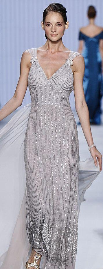 Wedding - Gowns....Glistening Greys