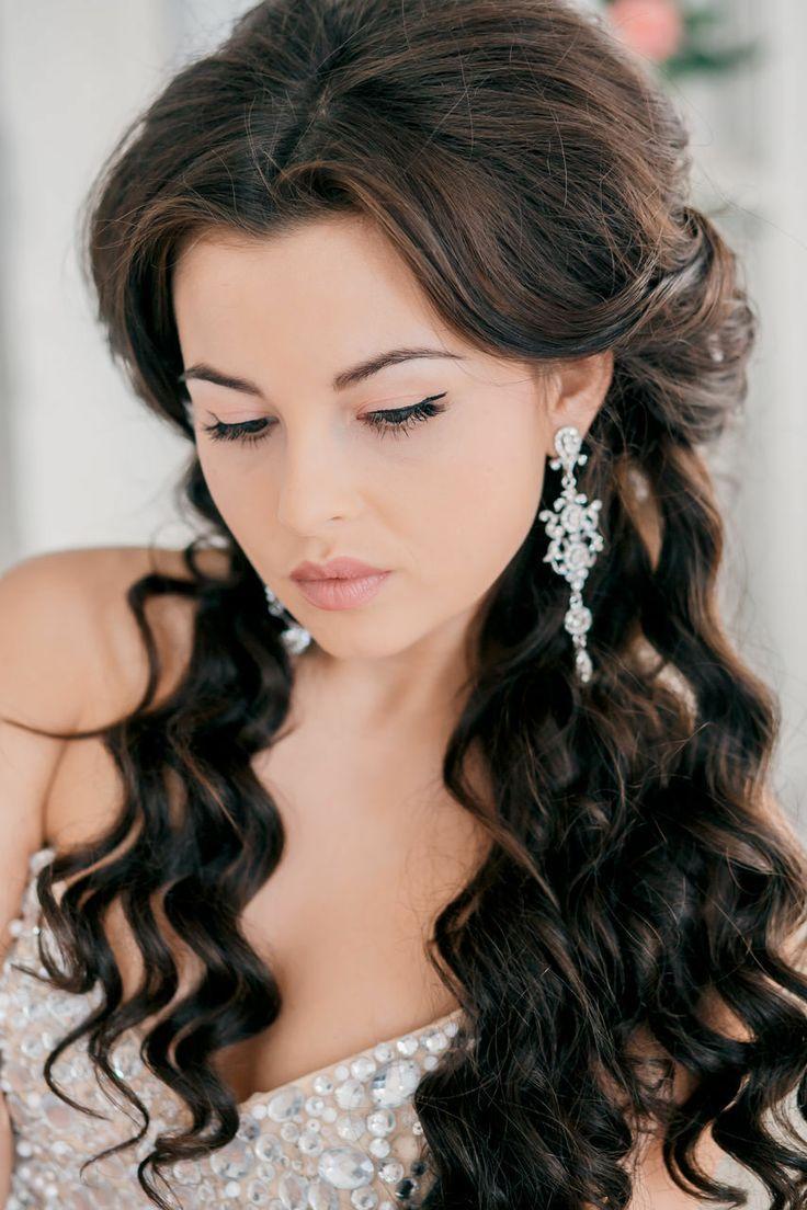 Wedding Hairstyles Pretty Hair 2116141 Weddbook