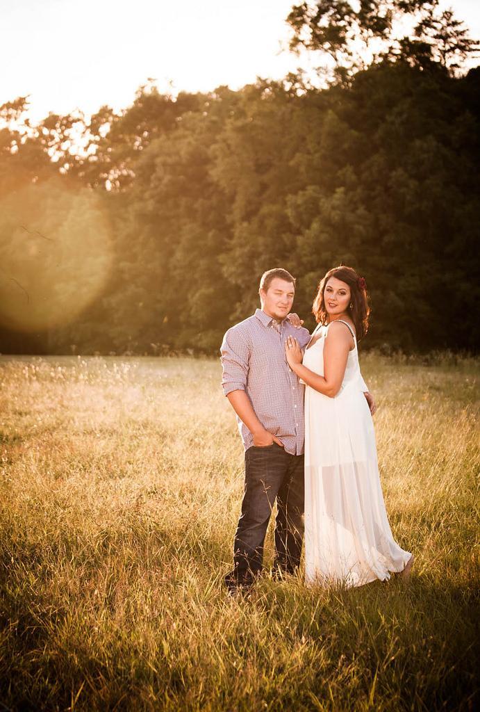 Свадьба - Тори & Cameron E-Сессии