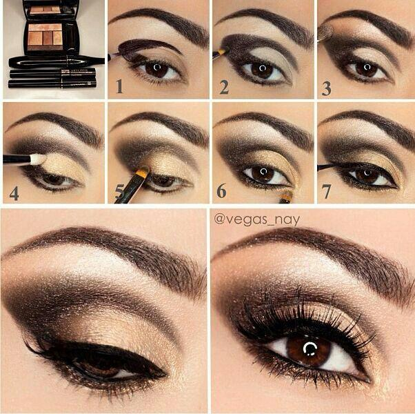 Make Up Augen Make Up Tutorial 2116296 Weddbook