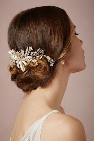 Wedding - A Bridesmaid's Hair