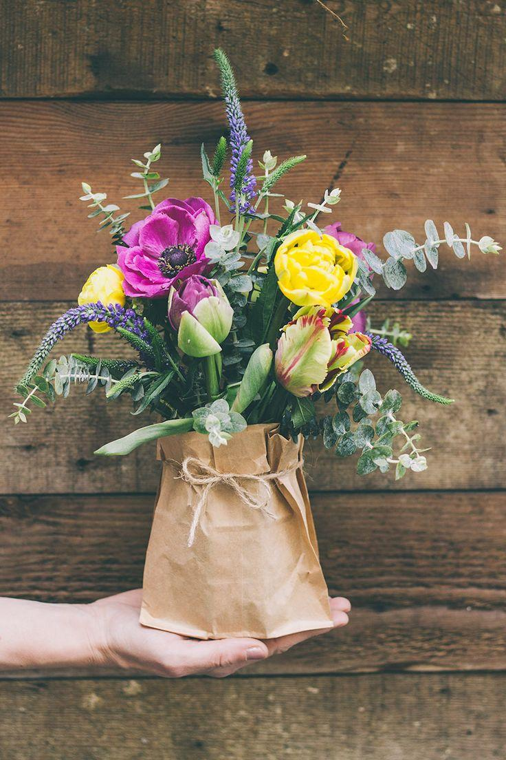 Идеи флористики своими руками