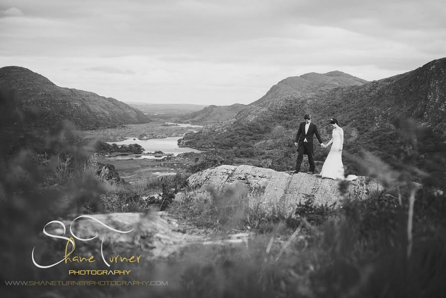Свадьба - Aideen и Бен свадьбу в Килларни @ Макросс Park Hotel