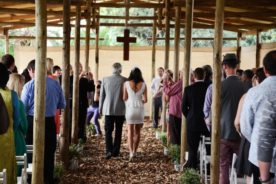 Wedding - Down The Isle-2