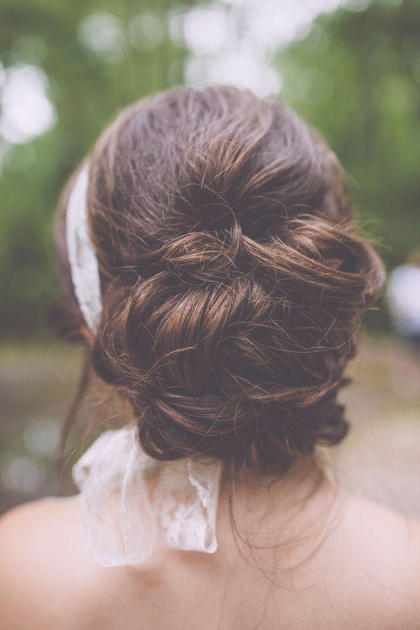 Mariage - cheveux de mariage