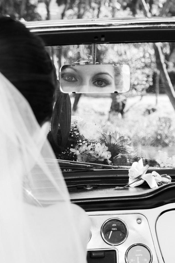 Wedding - Le Regard De La Mariée