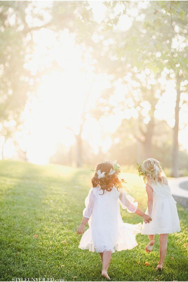 Hochzeit - Flower Girls