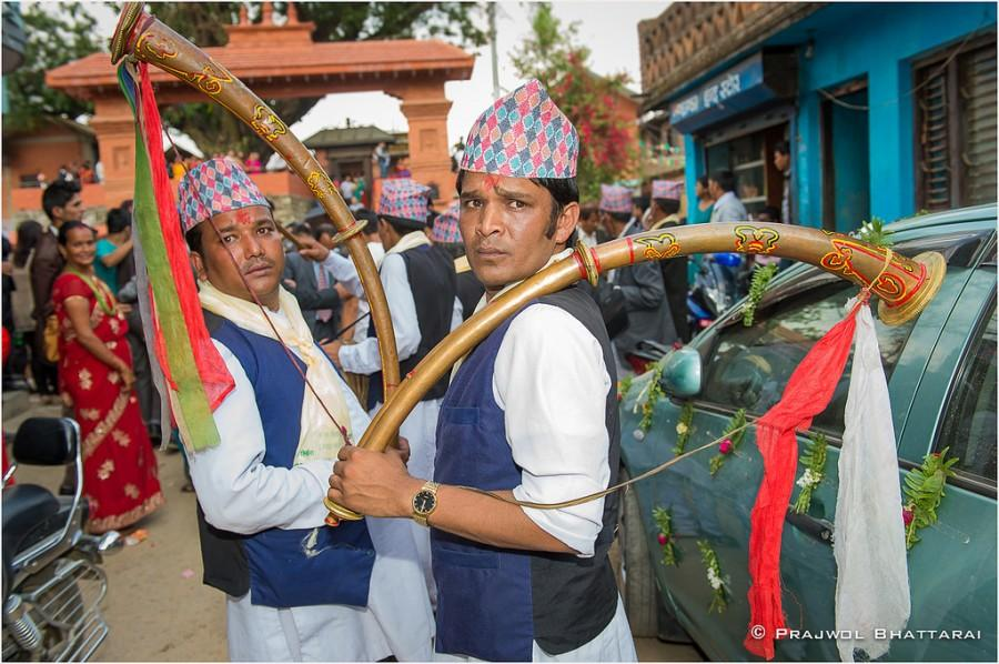 Wedding - Nepalese Traditional Musicians
