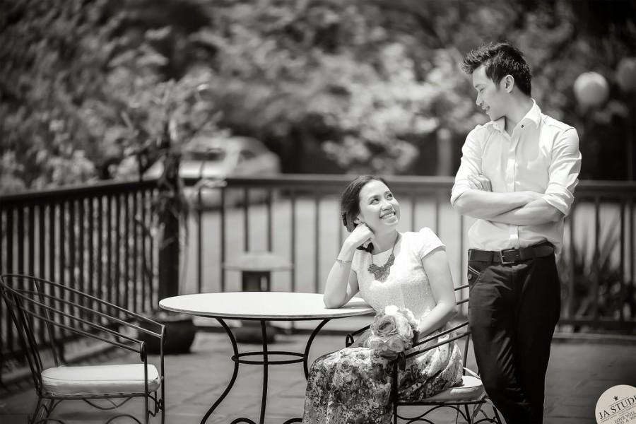 Wedding - Ảnh Cưới Đẹp Tam Đảo ( Ja Studio - 11E Thụy Khuê )