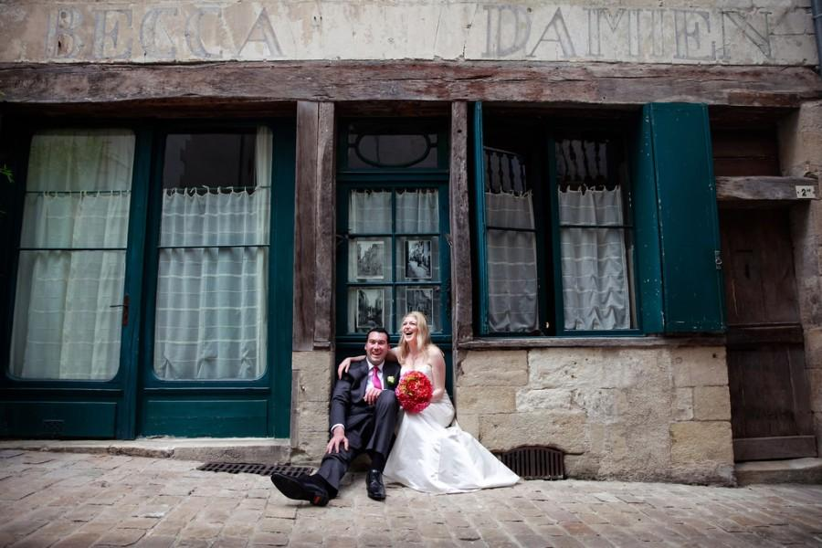 Wedding - La Petite Ville De Loches